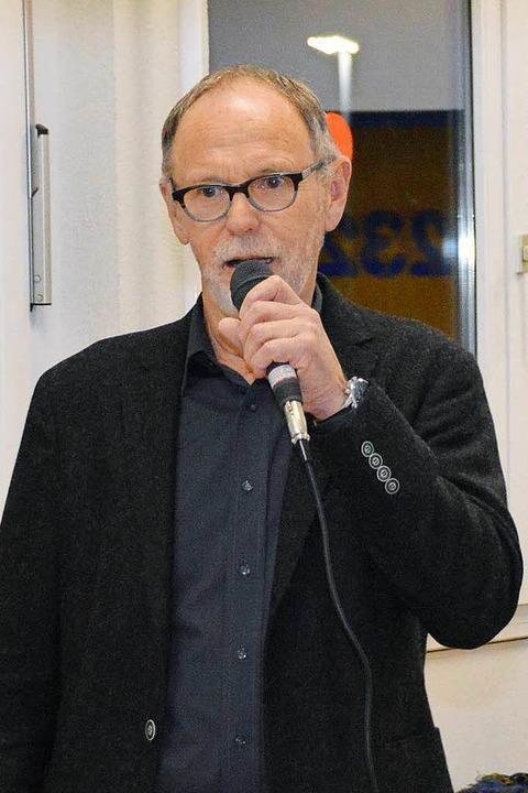 Schulleiter Ernst Niepmann  | Foto: Horatio Gollin