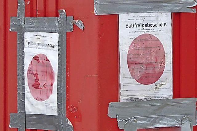 Chefsessel im Baurecht zum vierten Mal in fünf Jahren frei
