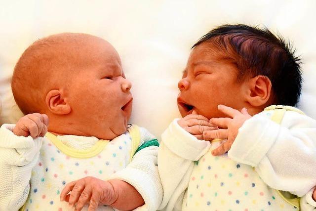 Babyduft macht glücklich