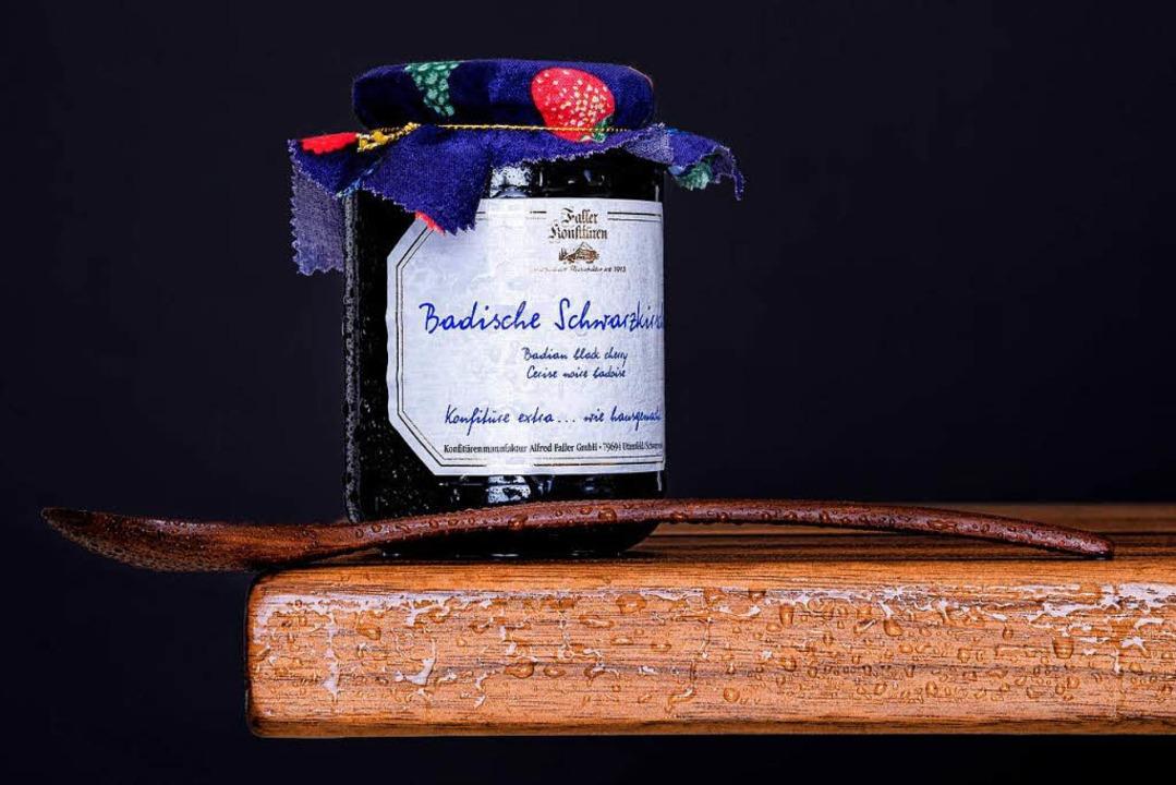 Badische Schwarzkirsch-Konfitüre – ein Klassiker    | Foto: Michael Wissing