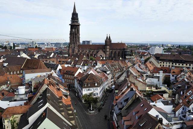 Zahl der Übernachtungen in Freiburg übersteigt die 1,5-Millionen-Marke