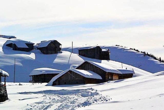 Easy going: Skifahren in Georgien im Goderdzi Ski Resort