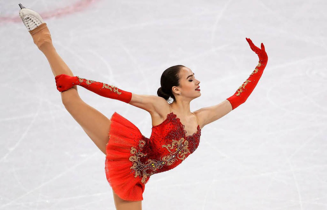 Alina Sagitowa  | Foto: dpa