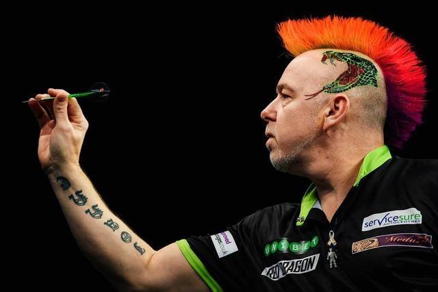 Die Champions League der Darts-Spieler kommt nach Berlin