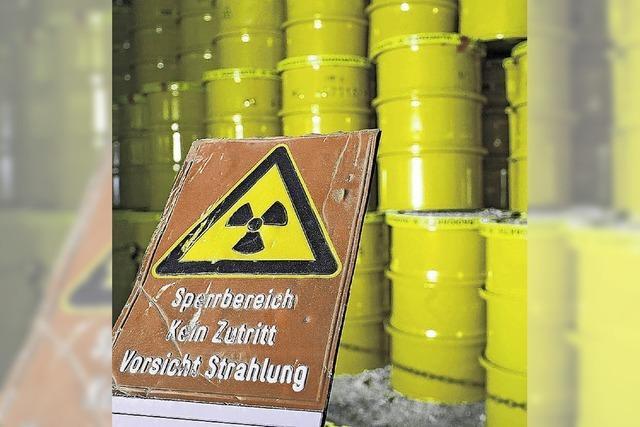 Laufenburg und Murg gegen Atomendlager