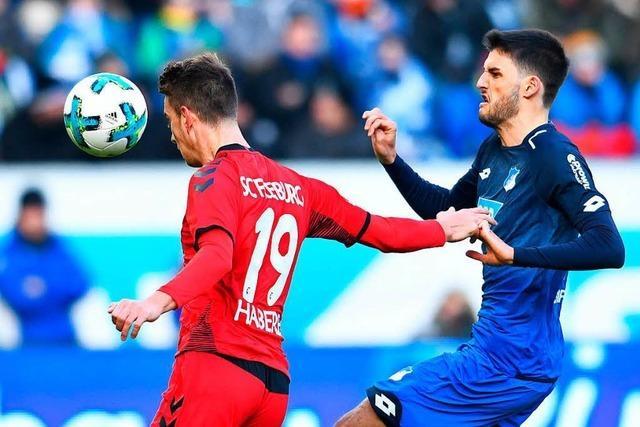 1:1-Punkteteilung zwischen Sportclub und Hoffenheim