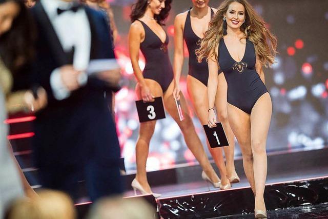 Wie war's bei … der Miss Germany-Wahl in Rust?