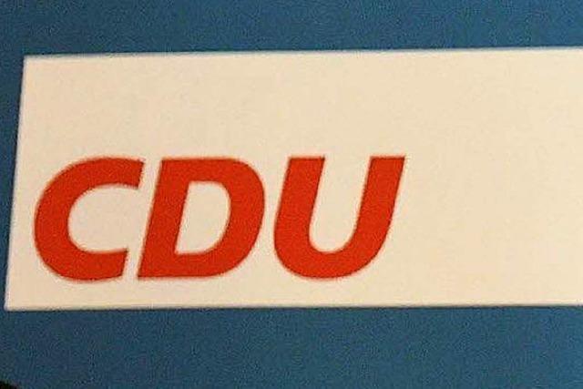 CDU-Kreisverband wählt Jürgen Rausch zum neuen Vorsitzenden