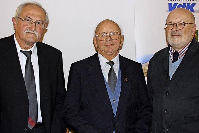 Fünf Jahrzehnte Treue zum Verein