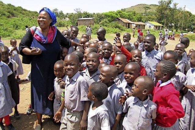 Verein Afridunga zeigt Bilder aus Kenia im Pfarrheim Niederschopfheim