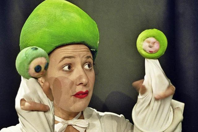 Kindertheater mit Flunker Produktionen
