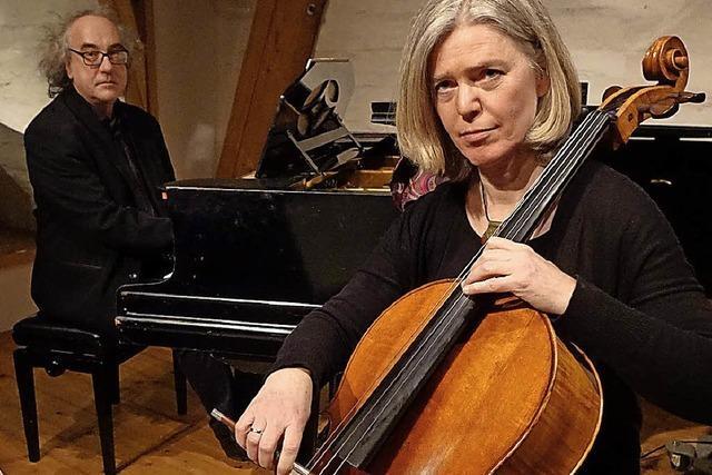 Gehaltvolle Kammermusik in persönlicher Atmosphäre