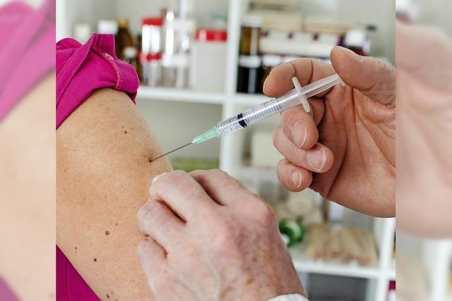 Grippe-Impfung mit Lücken
