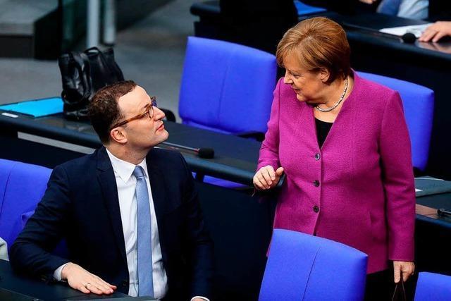 So leicht gibt Merkel das Steuer nicht aus der Hand