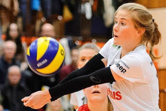 Der 13. Sieg für Offenburg Frauen im 14. Spiel