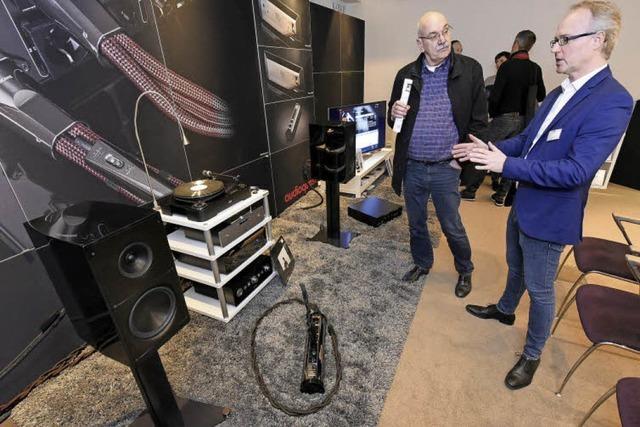 Freiburgs erste Hi-Fi-Convention stößt auf großen Zuspruch