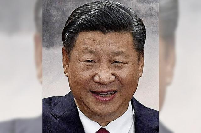 Chinas Präsident soll unbegrenzt herrschen