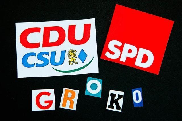 Großteil der GroKo-Versprechen von 2013 wurden eingelöst