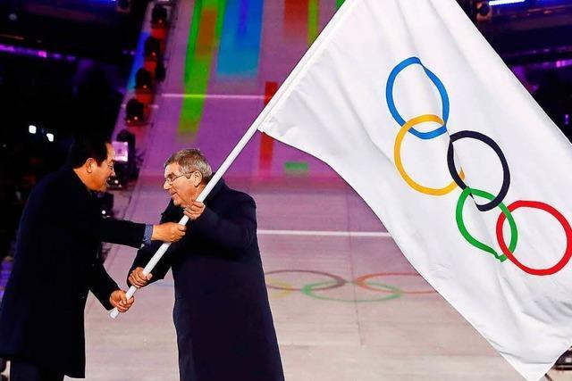 Die Olympischen Spiele waren lange nicht mehr so politisch wie die 2018