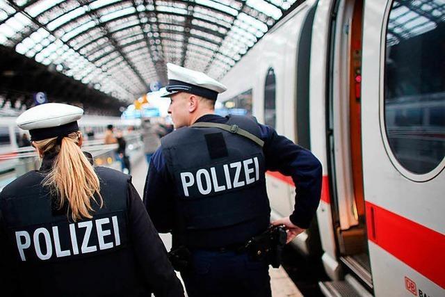 CDU-Innenexperte Schuster zur Schleierfahndung: