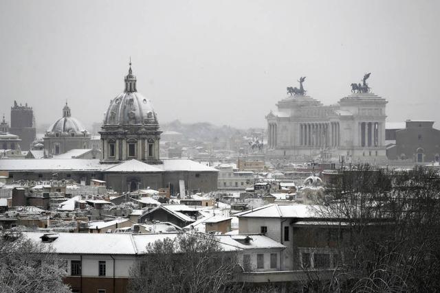 Kälteste Nacht des Jahres: Europa im Ausnahmezustand