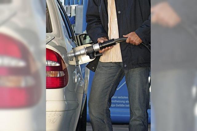 Gasautos als eine Alternative