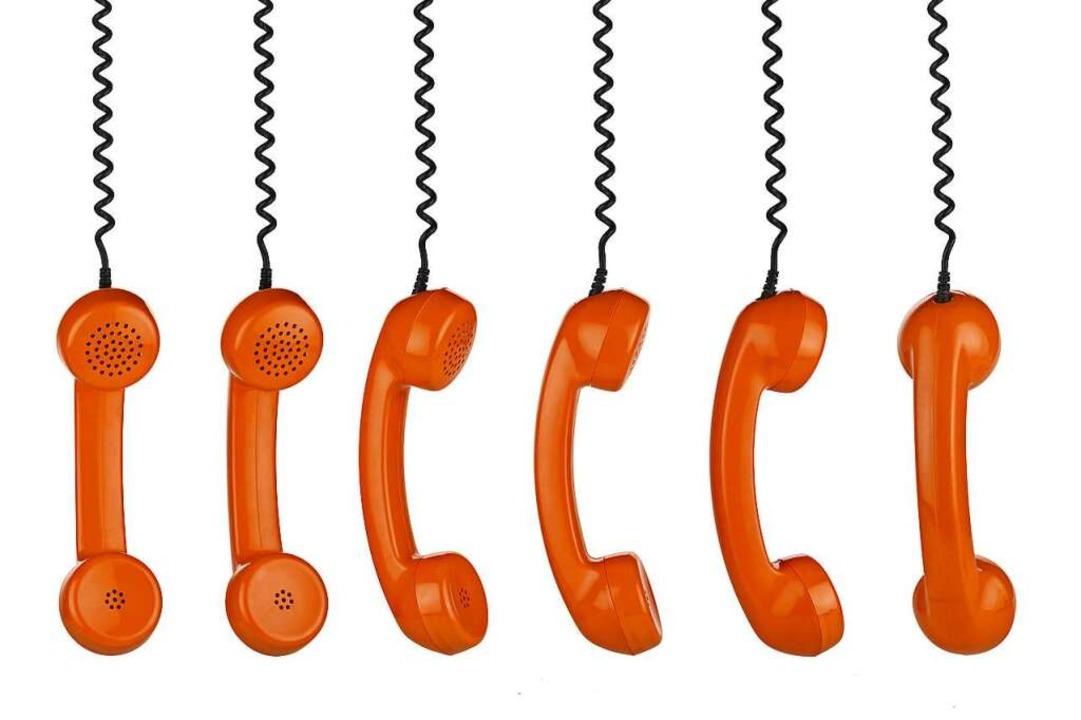 402 Freiburgerinnen und Freiburger wurden für die Umfrage am Telefon befragt.  | Foto: Stockphoto-Graf (Adobe Stock)