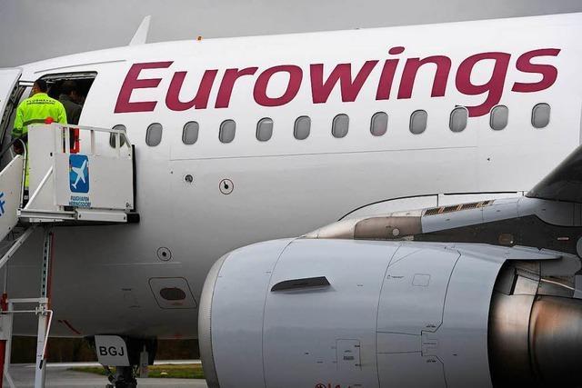 Ab Ende März vorerst keine Hamburg-Flüge mehr vom Baden-Airport
