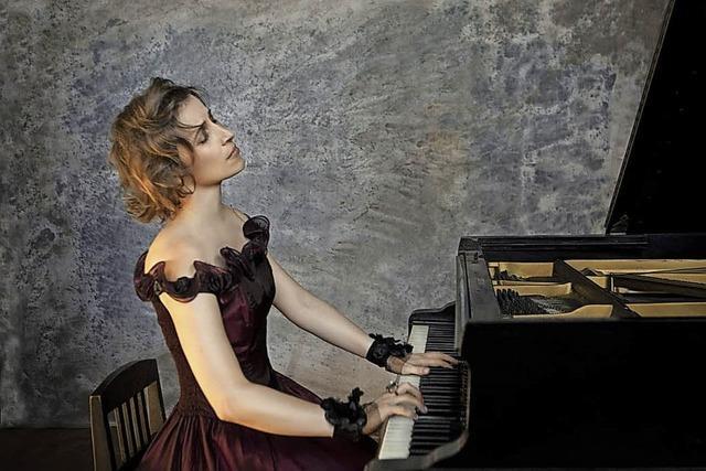 Nadejda Vlaeva spielt Meisterwerke