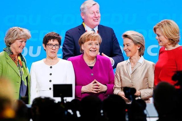 Fünf Lehren aus dem CDU-Parteitag