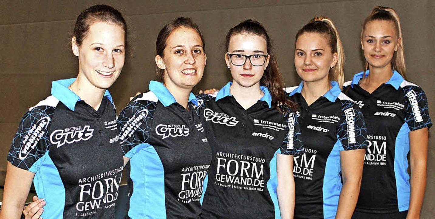 Zweiter Meistertitel in Folge: das Stühlinger Frauenteam   | Foto: ZVG