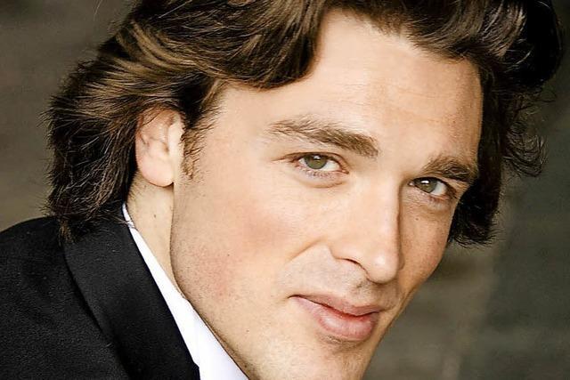 Konzert mit Bariton Thomas Weinhappel und Robert Schumanns Liederzyklus