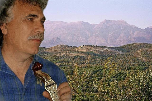 Kretischer Folklore und Jazz