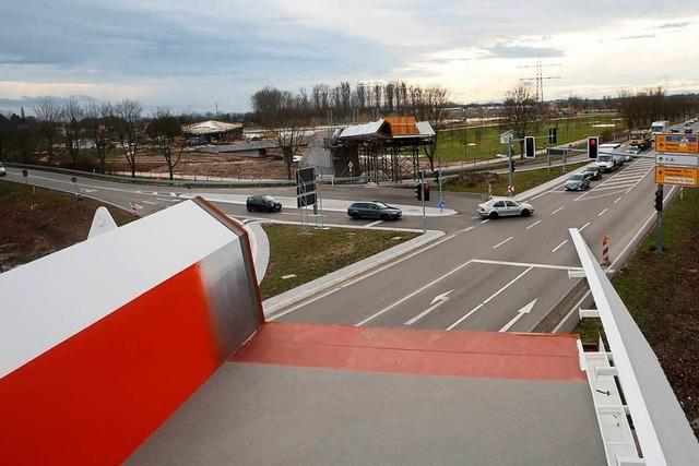Brückenbau in Lahr: Sperrung soll am 5. März beginnen
