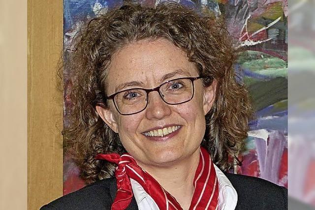 Sabine Edel vertritt Vorstand