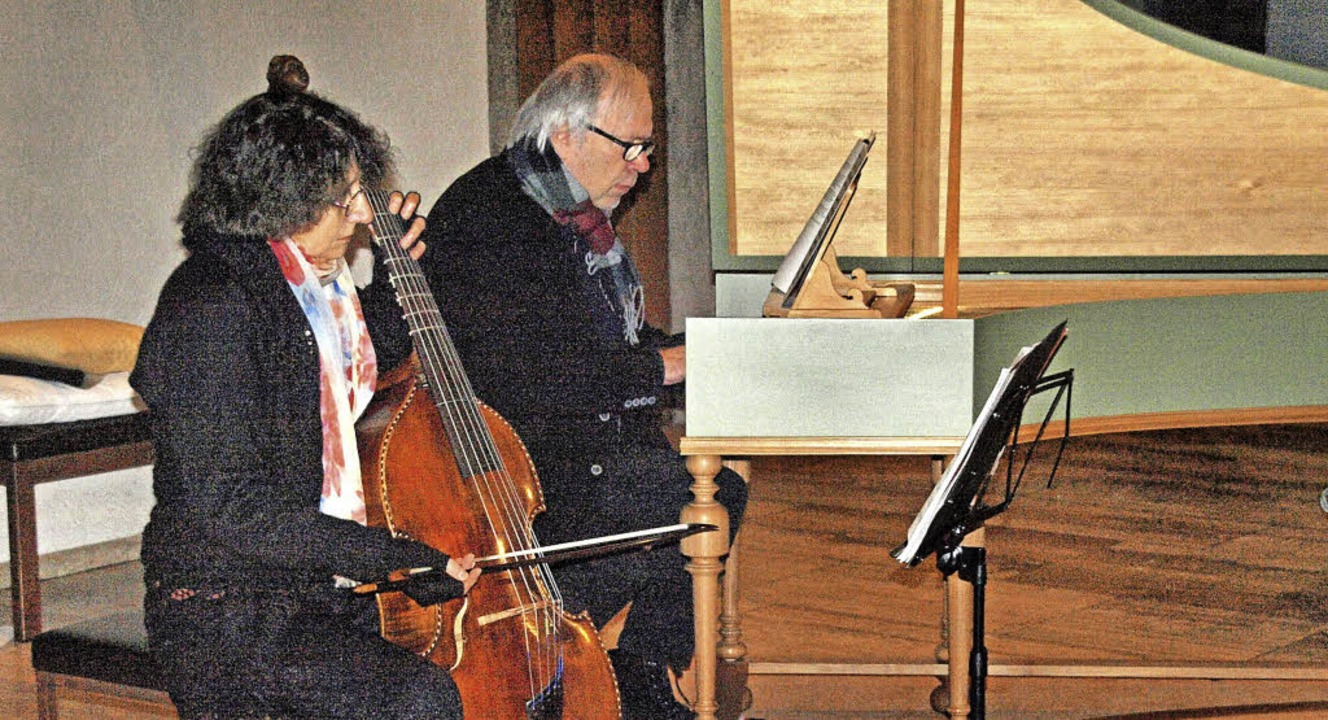 Ein Konzert zur Fastenzeit mit Viola d... Schulten in der Görwihler Pfarrkirche    Foto: Karin Stöckl-Steinebrunner