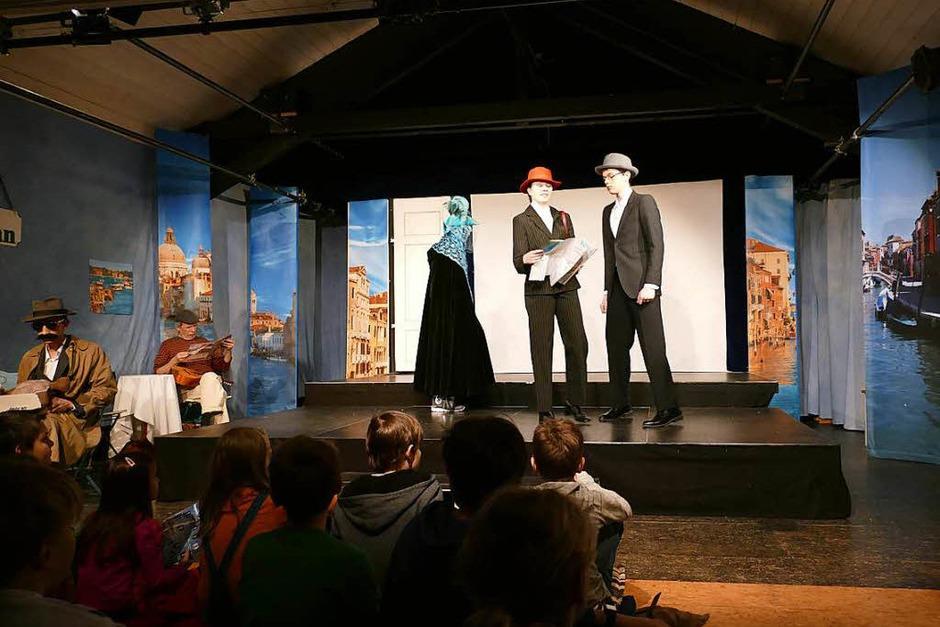 Die Hartliebs suchen Prosper und Bo. (Foto: Sylvia Sredniawa)