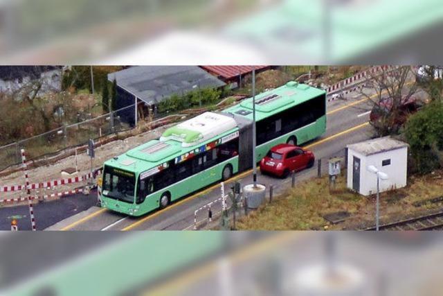 Erfolgsgeschichte: Buslinie 38 zwischen Grenzach-Wyhlen und Basel