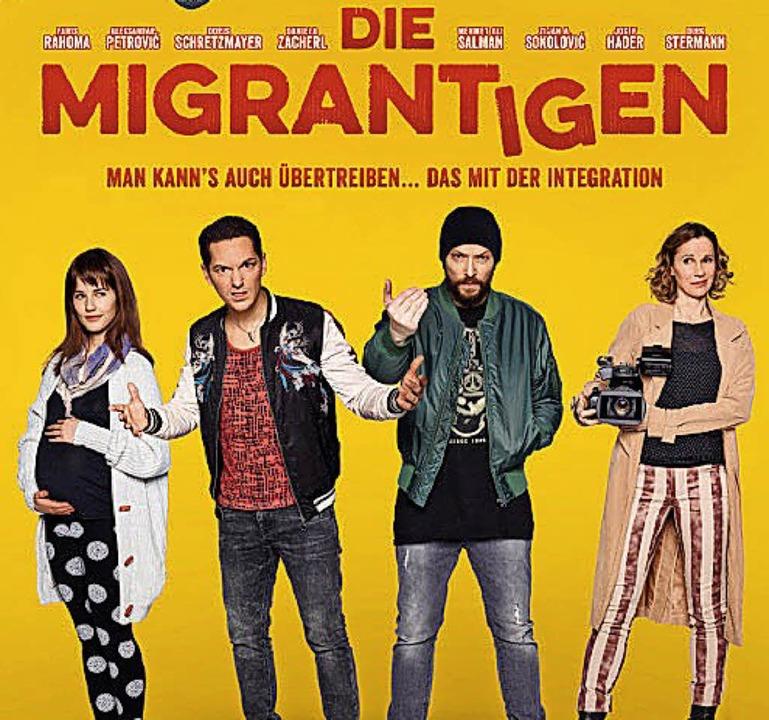 """Am Freitag und Samstag im Kino: """"Die Migrantigen"""".     Foto: promo"""