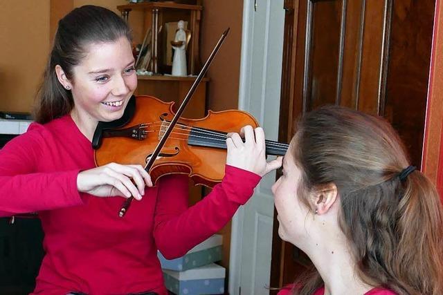 Zwillinge aus Bad Säckingen leben – gemeinsam – für die Musik