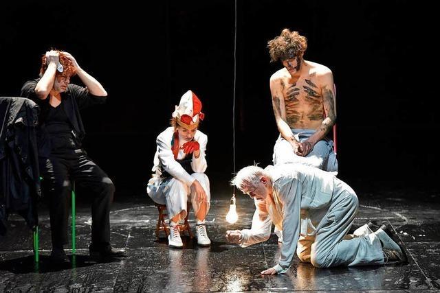 Claus Peymann inszeniert Shakespeares
