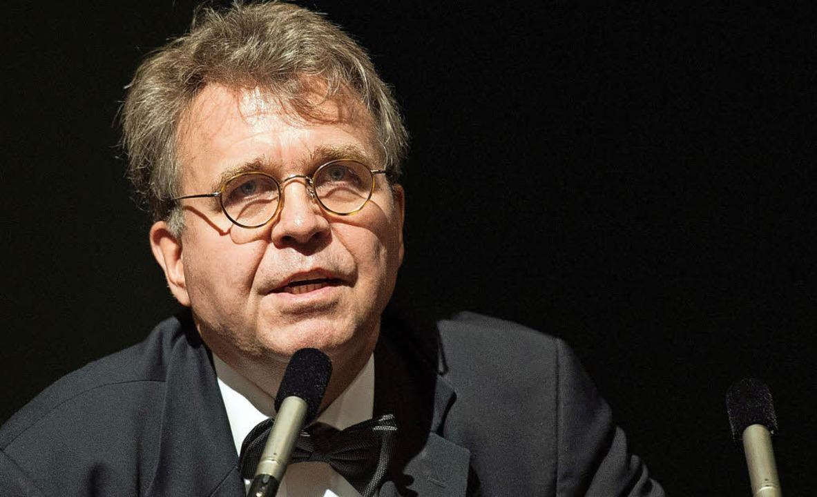 Hat die AfD im November verlassen: der Stuttgarter Arzt Heinrich Fiechtner.   | Foto: dpa
