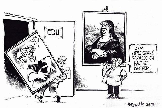 Die CDU wird wieder konservativer?