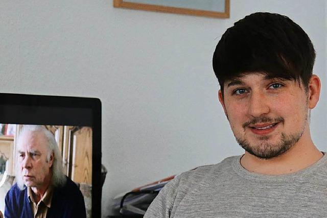 Junger Lörracher Filmemacher träumt von eigener Serie