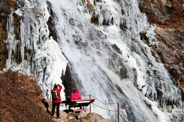 Minus 30,5 Grad auf der Zugspitze – Kälterekord im Südwesten steht noch aus