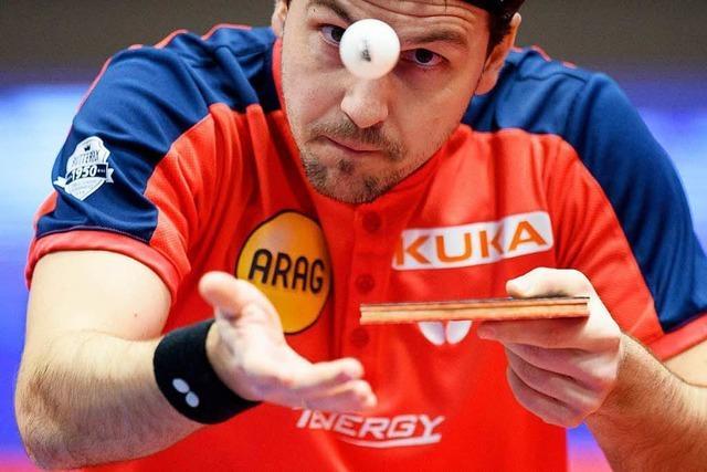 Timo Boll wieder die Nummer 1 im Tischtennis