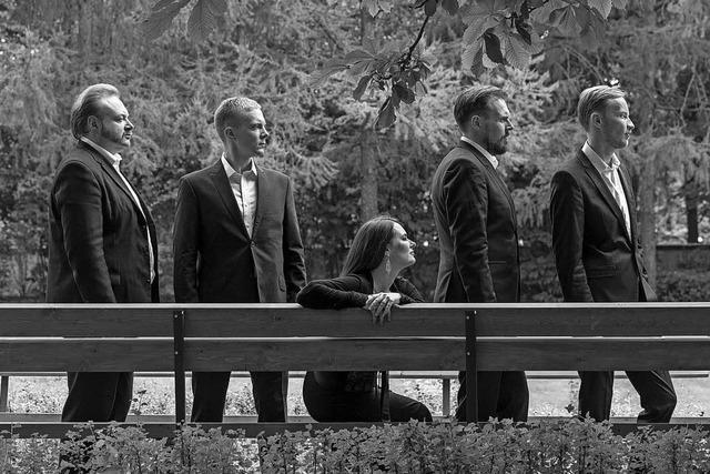 Das dänisch-lettische Carion-Quartett in der Oberrheinhalle Offenburg