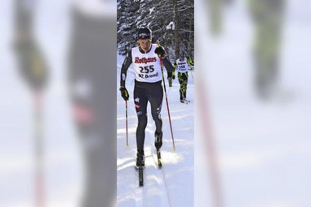 Arnt König Sprintmeister