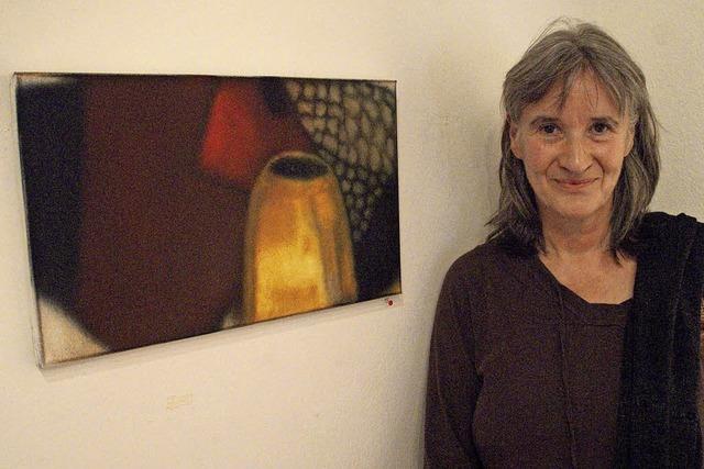 Im alten Schloss in Wehr sind ab Sonntag, 4. März, Werke von Ilse Werner zu sehen