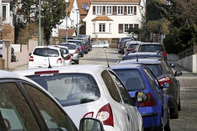 Viel Hirnschmalz um wenig Parkplätze